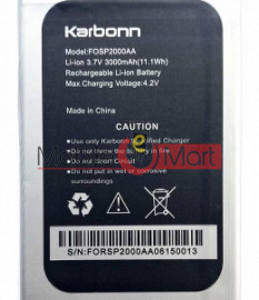 Mobile Battery For Karbonn Aura Sleek 4G