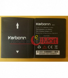 Mobile Battery For Karbonn Titanium S5 Plus