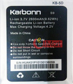 Mobile Battery For Karbonn Titanium S9