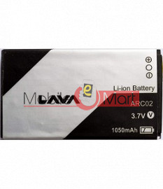 Mobile Battery For Lava ARC 02