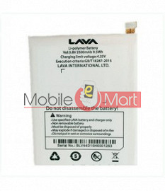 Mobile Battery For Lava BLV44D