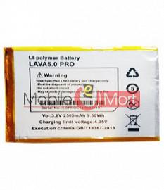 Mobile Battery For Lava Iris 5.0