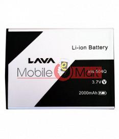 Mobile Battery For Lava Iris 504Q