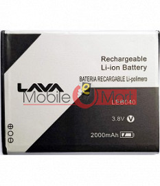Mobile Battery For Lava Iris Atom 2X