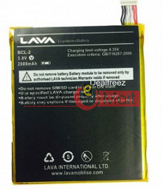 Mobile Battery For Lava Iris Pro 30