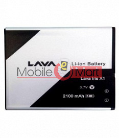 Mobile Battery For Lava Iris X1