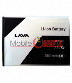 Mobile Battery For Lava Iris X9