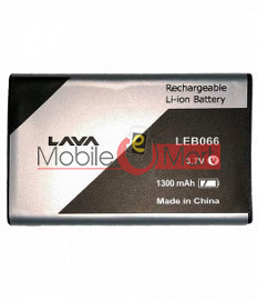 Mobile Battery For Lava LEB066