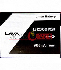 Mobile Battery For Lava X28