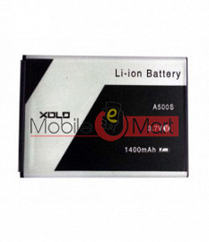 Mobile Battery For Lava Xolo A500S