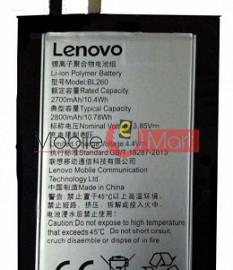 Mobile Battery For Lenovo BL260