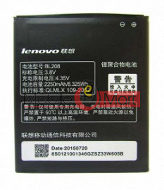 Mobile Battery For Lenovo S920