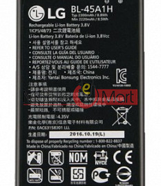 Mobile Battery For LG K10