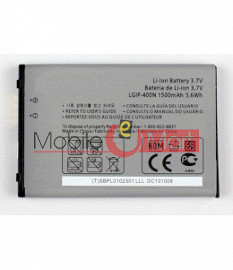 Mobile Battery For LG P503 P500 P520 P505 P509