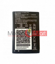 Mobile Battery For Jio Phone F101K