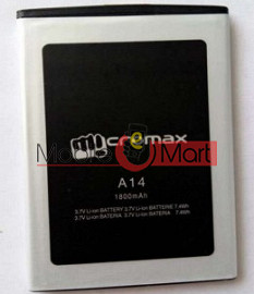 Mobile Battery For Micromax A14