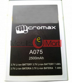 Mobile Battery For Micromax Bolt A075