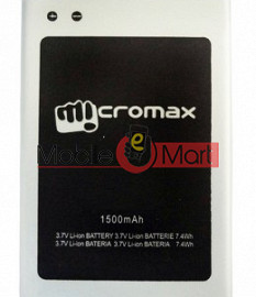Mobile Battery For Micromax Bolt A59