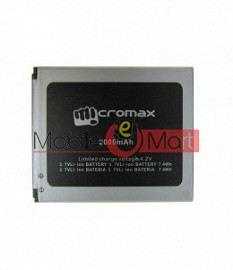 Mobile Battery For Micromax Canvas 4 A210