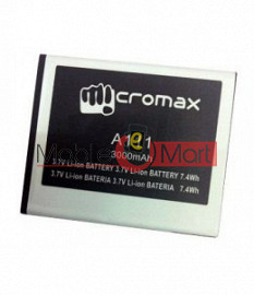 Mobile Battery For Micromax Canvas Doodle A111