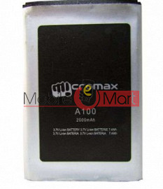 Mobile Battery For Micromax Superfone Canvas A100