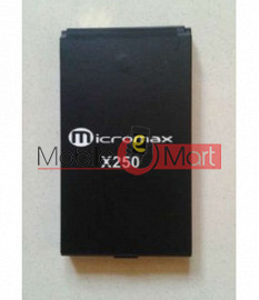 Mobile Battery For Micromax X250