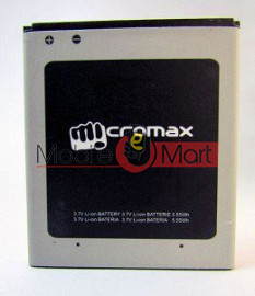 Mobile Battery For Micromax X725