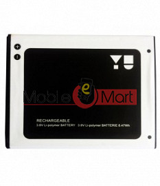 Mobile Battery For YU Yureka Black YU5040