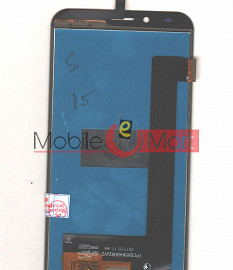 Lcd Display With Touch Screen Digitizer Panel For Karbonn Aura Note 2