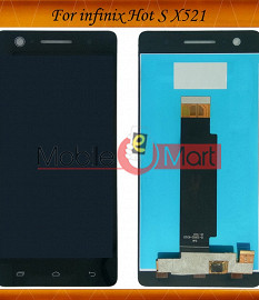 Lcd Display With Touch Screen Digitizer Panel For Infinix Hot S X521
