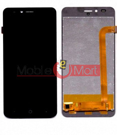 Lcd Display With Touch Screen Digitizer Panel For Mobiistar C2