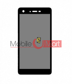 Lcd Display With Touch Screen Digitizer Panel For Itel Wish it1512