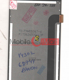 Lcd Display With Touch Screen Digitizer Panel For Xolo Era 3X