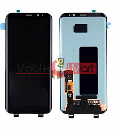 Lcd Display With Touch Screen Digitizer Panel For Samsung Galaxy S8