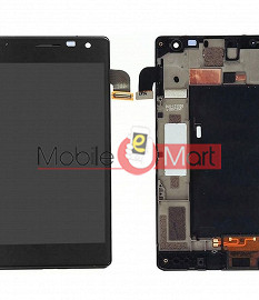 Lcd Display With Touch Screen Digitizer Panel For Nokia Lumia 730 Dual SIM RM(1040)