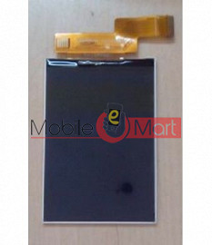 Lcd Display Screen For  Spice Mi348E