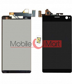 Lcd Display With Touch Screen Digitizer Panel For Sony Xperia C4 Dual