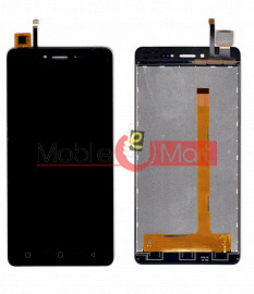 Lcd Display With Touch Screen Digitizer Panel For Karbonn Aura 4G