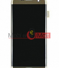 Lcd Display With Touch Screen Digitizer Panel For Samsung Galaxy S7 Edge 64GB