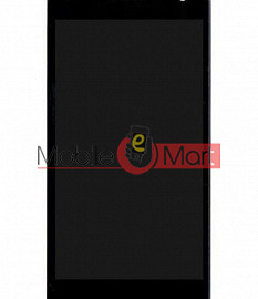 Lcd Display With Touch Screen Digitizer Panel For Lava Iris X1
