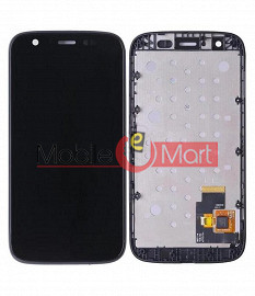 Lcd Display With Touch Screen Digitizer Panel For Motorola Moto G 16GB