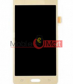 Lcd Display With Touch Screen Digitizer Panel For Samsung Galaxy Grand Prime 4G
