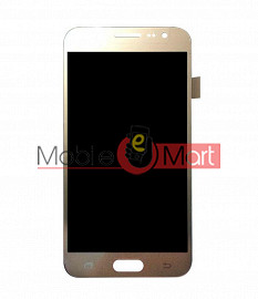 Lcd Display With Touch Screen Digitizer Panel For Samsung Galaxy J3 (2016)
