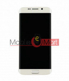 Lcd Display With Touch Screen Digitizer Panel For Samsung Galaxy S6 (CDMA)