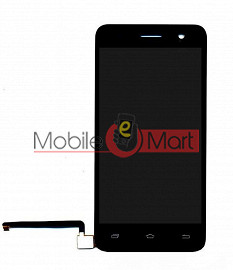 Lcd Display With Touch Screen Digitizer Panel For Karbonn Titanium Mach Two S360