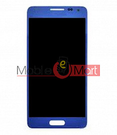 Lcd Display With Touch Screen Digitizer Panel For Samsung Galaxy Alpha (S801)