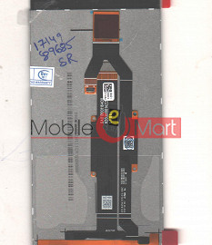 Lcd Display With Touch Screen Digitizer Panel For Sony Xperia XA Dual
