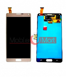 Lcd Display With Touch Screen Digitizer Panel For Samsung Galaxy Note 4 (CDMA)
