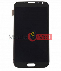 Lcd Display With Touch Screen Digitizer Panel For Samsung Galaxy Note II i317
