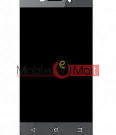 Lcd Display With Touch Screen Digitizer Panel For Intex Aqua 4G Strong 1GB RAM